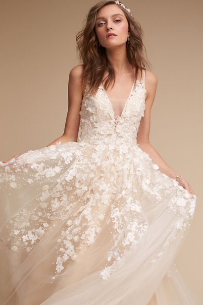 My Wedding Dress Obsession: BHLDN