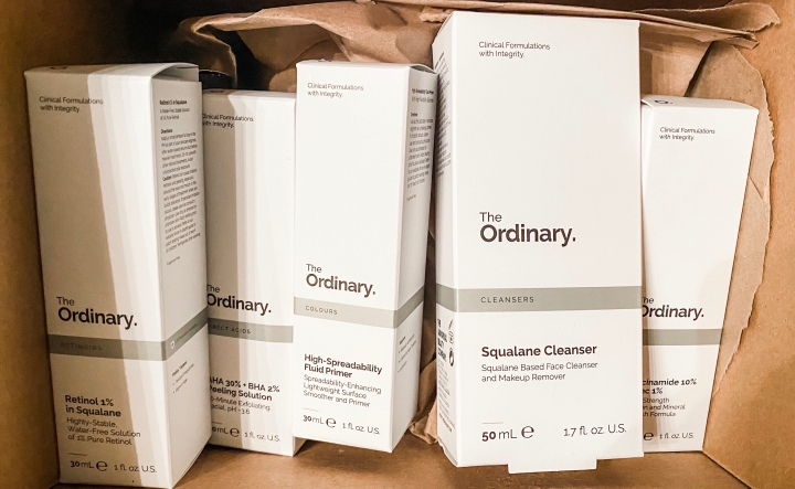 The Ordinary Pre-wedding Skin Care Haul